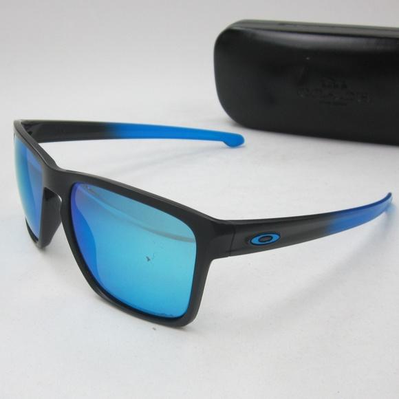 19b90f7953b Oakley Sliver OO9341-1357 Men s Sunglasses OLN236.  M 5b353ee6f63eeacedf21139b